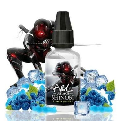 A&L / Shinobi Green Edition 30ml aroma