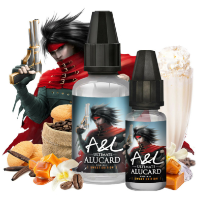 A&L / Alucard 30ml aroma