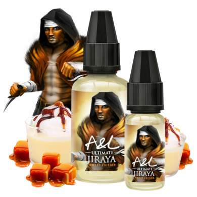 A&L / Jiraya 30ml aroma