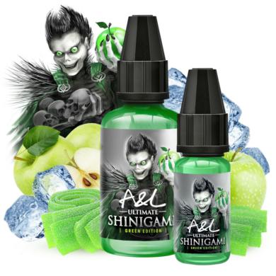 A&L / Shinigami Green edition 30ml aroma