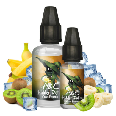 A&L / Green Banana 30ml aroma