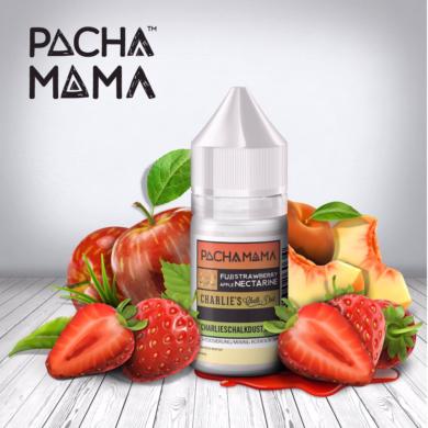 Charlie's Chalk Dust / Pacha Mama / Fuji Apple Strawberry Nectarine 30ml aroma