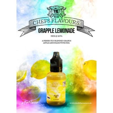 Chefs Flavours / Grapple Lemonade 30ml aroma