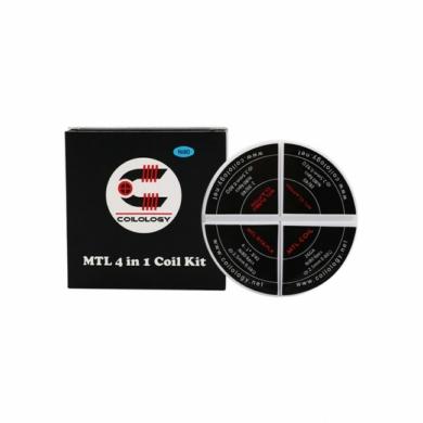 Coilology / Ni80 4 in 1 MTL Set (4*6  tekerés)