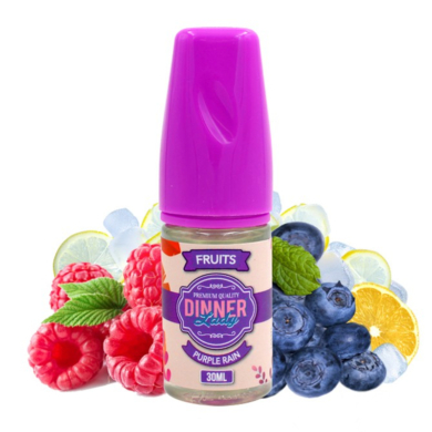 Dinner Lady / Purple Rain 30ml aroma