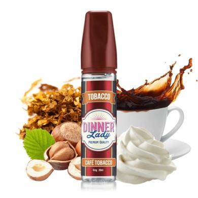 Dinner Lady / Café Tobacco 20ml aroma / Longfill