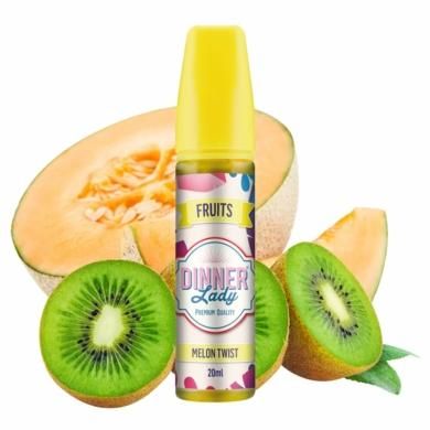 Dinner Lady / Melon Twist 20ml aroma / Longfill