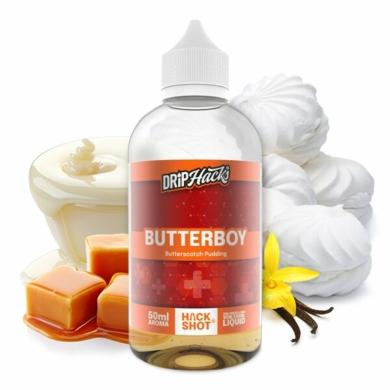 Drip Hacks / Butterboy / 50ml aroma