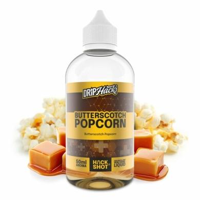 Drip Hacks /  Butterscotch Popcorn / 50ml aroma