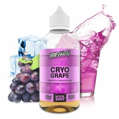 Drip Hacks / Cryo Grape / 50ml aroma