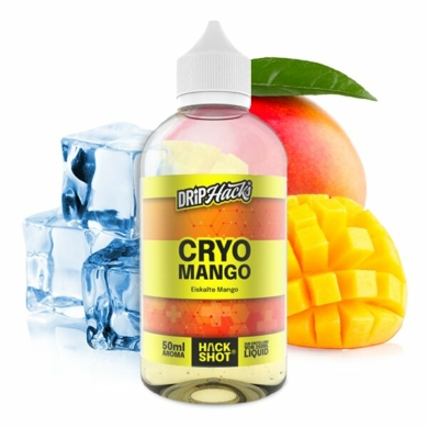 Drip Hacks / Cryo Mango / 50ml aroma