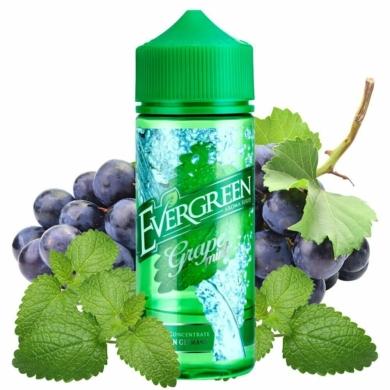 Evergreen / Grape Mint 30ml aroma