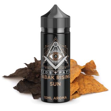 Fids-Paff / Tabak Rising Sun 10ml Aroma