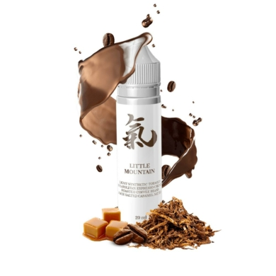 GBC / Little Mountain 20ml aroma