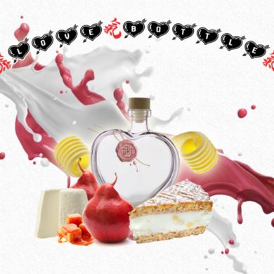 GBC / Love Bottle 30ml aroma / LIMITÁLT