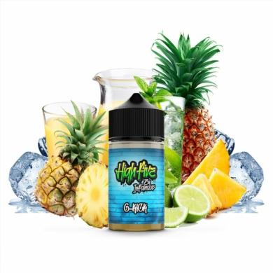 Infamous / HighFive / G-Kick 10ml aroma