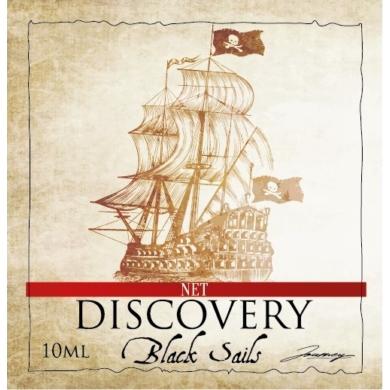 Journey / NET / Discovery / Black Sails 10ml aroma
