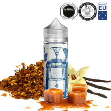 Journey / Shake / Jedanaestica 24ml aroma