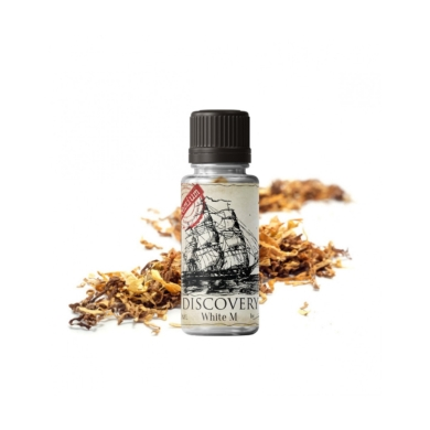 Journey / Discovery / White M 10ml aroma