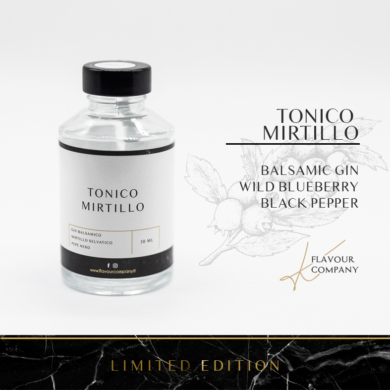 K Flavour Company / TONICO MIRTILLO 30ml aroma / LIMITÁLT