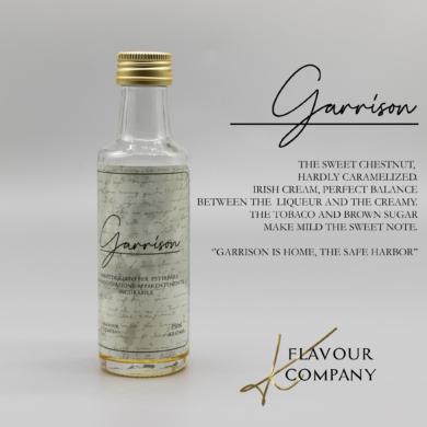 K Flavour Company / Garrison 25ml aroma / Longfill