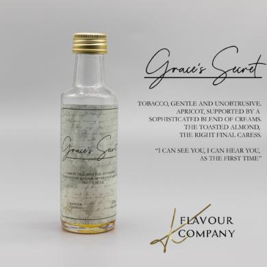 K Flavour Company / Premium25 / Grace's Secret 25ml aroma / Longfill
