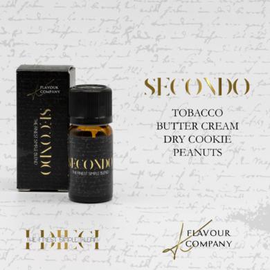 K Flavour Company / I DIECI / Secondo 10ml aroma