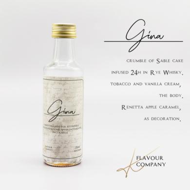 K Flavour Company / Premium25 / Gina 25ml aroma / Longfill