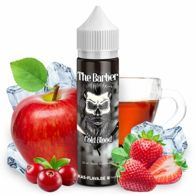 Kapka's Flava - The Barber / Cold Blood 20ml aroma
