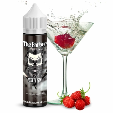 Kapka's Flava - The Barber / Wild Gin 20ml aroma