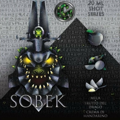 LS Project / Sobek 20ml aroma