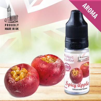 Liquid Labor / Spicy Apple 10ml aroma