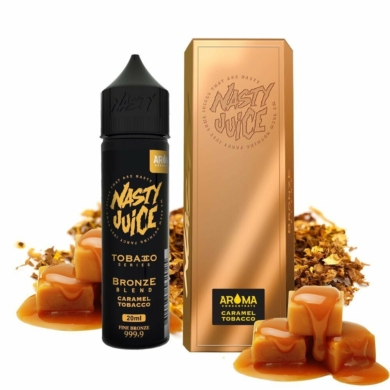 Nasty Juice / Bronze Blend 20ml aroma