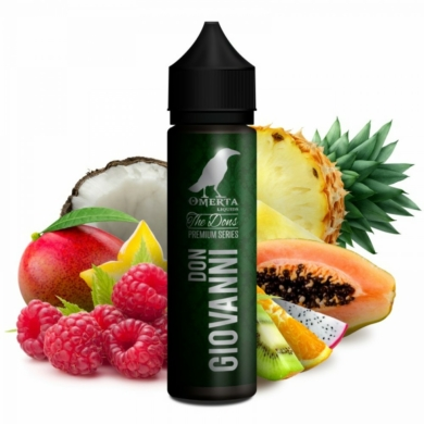 Omerta Premium / The Dons / Don Giovanni 20ml aroma