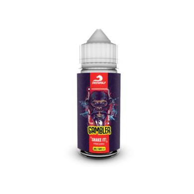 Red Wolf / Gambler 20ml aroma