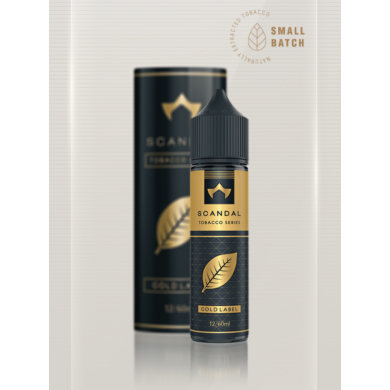 Scandal Flavors / NET / GOLD / 12ml aroma