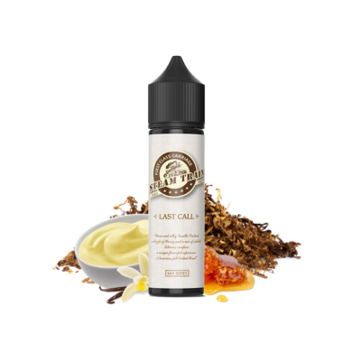 Steam Train Premium / Last Call 20ml aroma