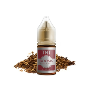 TNT / Booms / Organic Classic 10ml aroma