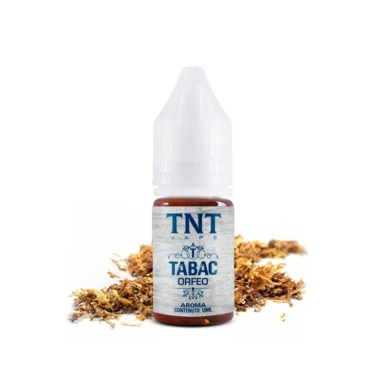 TNT / Tabac Orfeo 10ml aroma