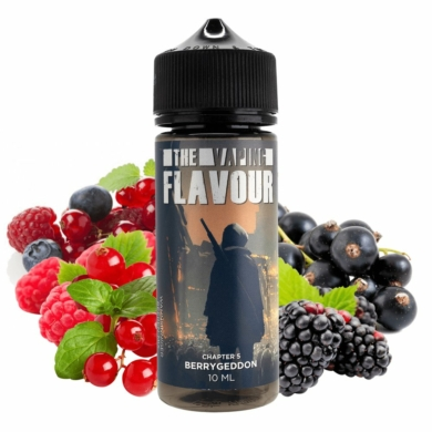 The Vaping Flavour / Ch. 5 - Berrygeddon 10ml aroma