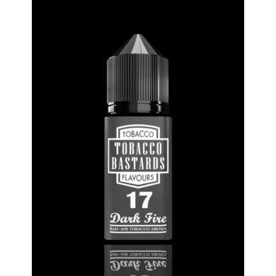 Tobacco Bastards / No. 17 Dark Fire 10ml aroma