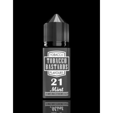 Tobacco Bastards / No. 21 Mint 10ml aroma