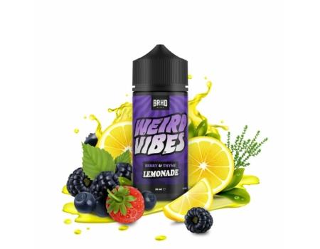 Barehead / Weird Vibes - Berry & Thyme - 20ml aroma
