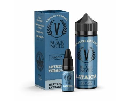 Black Note / Latakia V 10ml Aroma