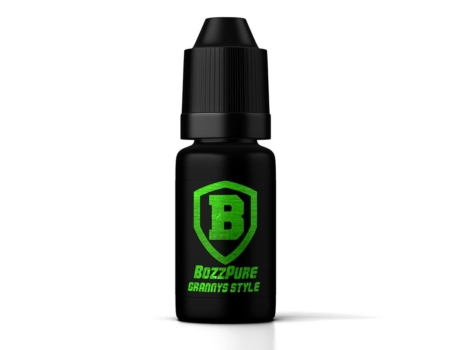 Bozz Pure / Grannys Style 10ml aroma