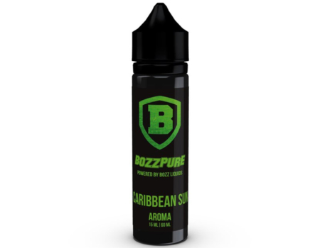 Bozz Pure / Caribbean Sun 15ml Aroma