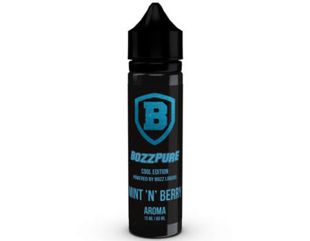 Bozz Pure / Mint'n'Berry 15ml Aroma
