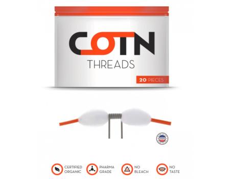 COTN Threads 20db-os vatta