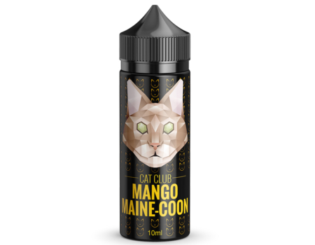 Cat Club / Mango Maine-Coon 10ml Aroma