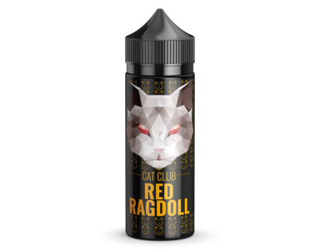 Cat Club / Red Ragdoll 10ml Aroma
